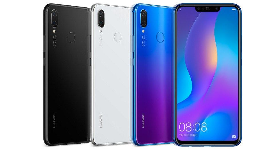 Huawei Nova 3i With Kirin 710 Soc And 6gb Ram Launched Full Specifications Huawei Security Patches Samsung Galaxy Phone