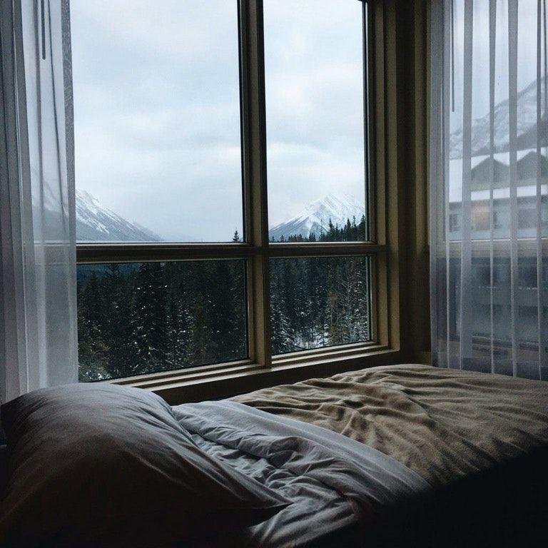 21 Cosy Winter Bedroom Ideas: Cozy Bedroom, Winter Cabin, Cozy