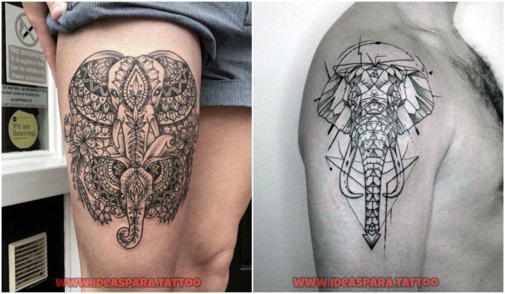 Tatuajes De Elefantes Ideas Tatuajes De Elefantes Para Hombre