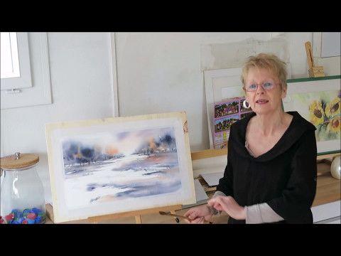 Le Film Lumiere Sur Le Maraiswlmp Youtube Peinture Dessin