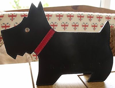 Radley Handbag Scottish Terrier Display Logo