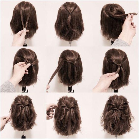 15 Increibles Peinados Que Las Chicas De Cabello Corto Amaran Hair
