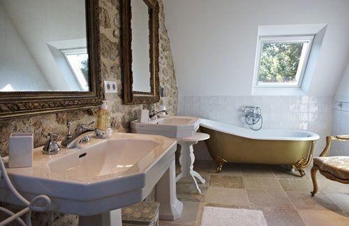 Chambre d\'hote avec salle de bain   Partir   Pinterest   Hotes ...