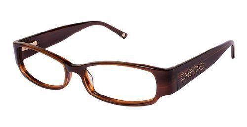 021e84e683f4 My prescription glasses  ripoff!!! Marchon BEBE Eyeglasses BB5000 003  Smoked Topaz 51MM