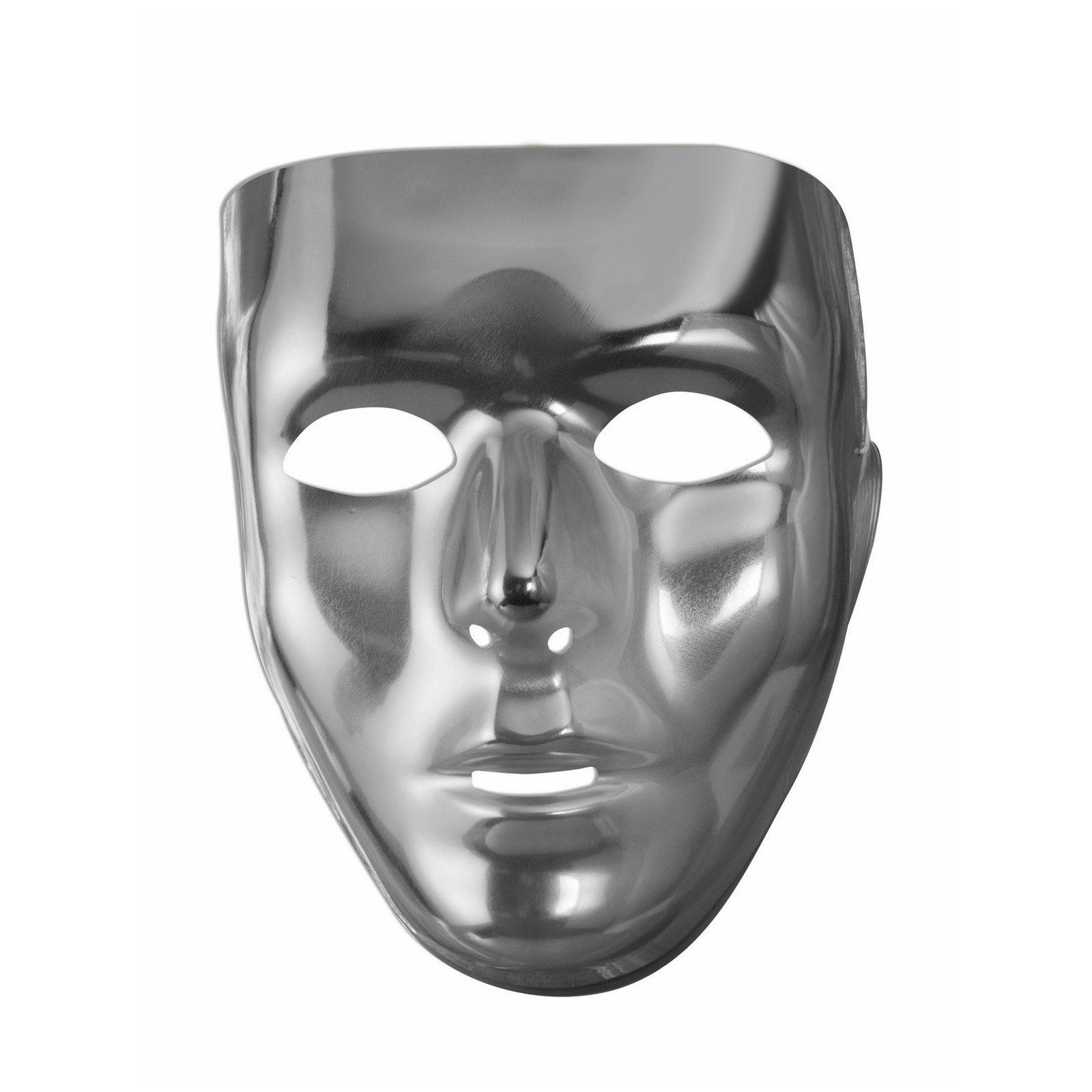 Party & Occasions in 2020 Full face mask, Silver mask