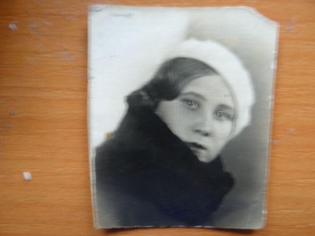 1939 woman style