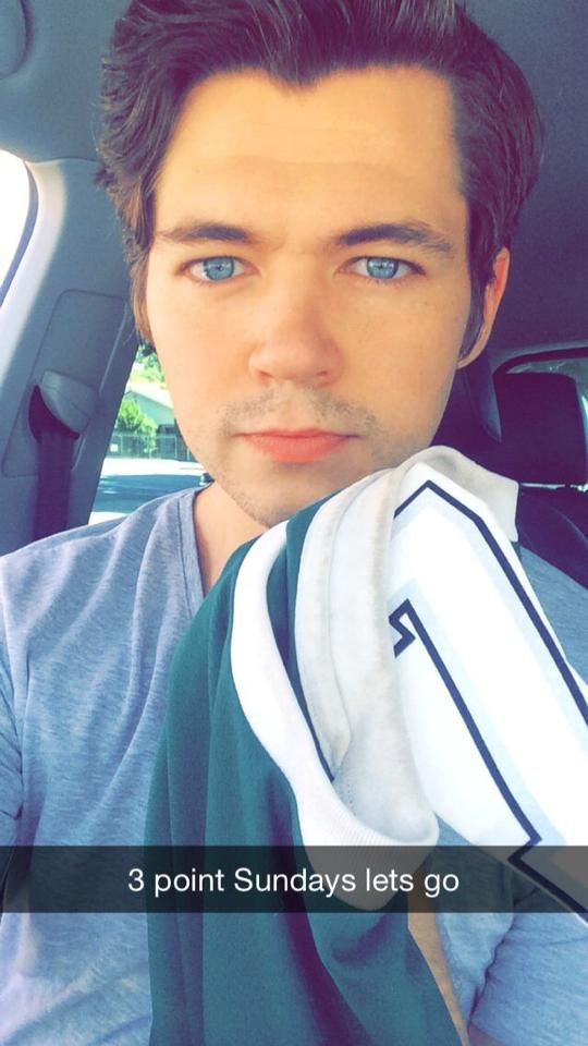 Damian McGinty (Official): Sunday football in 100 degree heat, let's do this!