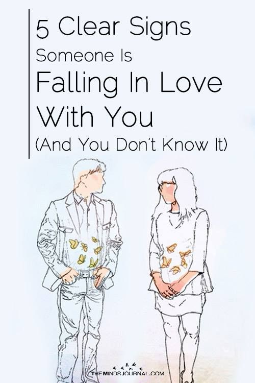 5 Clear Signs Someone Is Falling In Love With You (And You Donu0027t Know It) |  Mind Journal, Relationships And Relationship Quotes