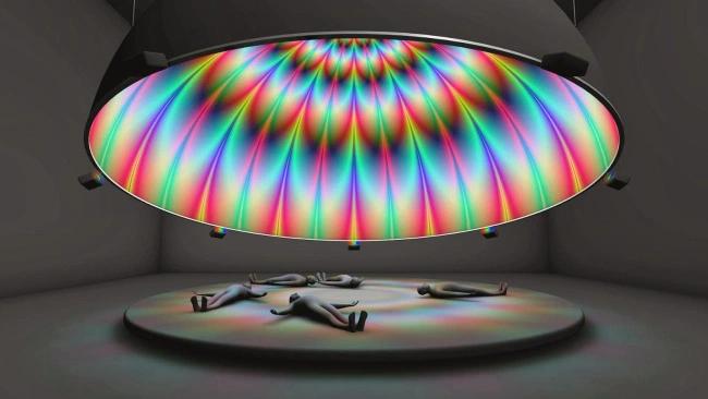 art world : o0O the circle opens o0O-