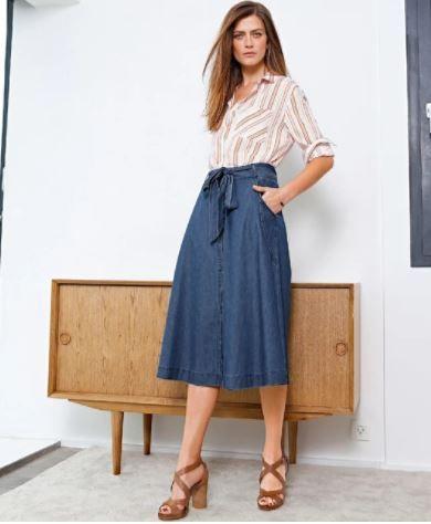 4e5470b3522b3c Idée Look tendance femme catalogue La Redoute - sandale à talon en ...
