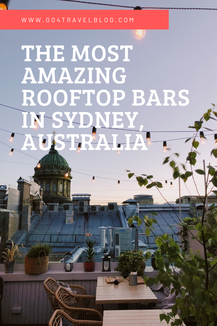 Most Amazing Sydney Rooftop Bars   Best rooftop bars ...