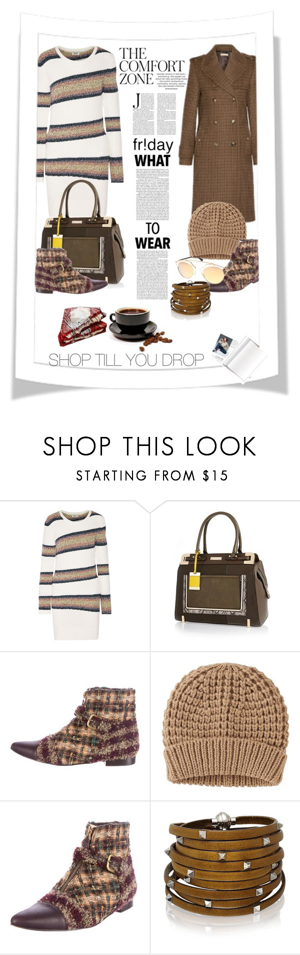 """""""Finding comfort on Black Friday"""" by afezoftheheart ❤ liked on Polyvore featuring Forum, Kenzo, River Island, Chanel, Uniqlo, Sif Jakobs Jewellery, Christian Dior, comfy, MyStyle and WhatToWear"""