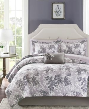 Madison Home USA Essentials Shelby 9-Pc. Queen Comforter Set Bedding