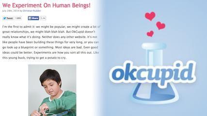 Okcupid social experiment