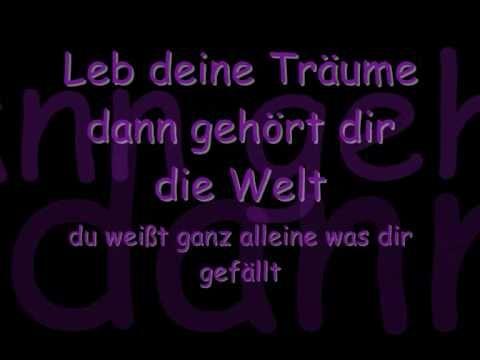 Luxuslärm - Leb deine Träume (Lyrics) - YouTube