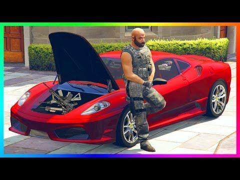 Nice Gta Online New Super Cars Arriving Gta Gunrunning Military