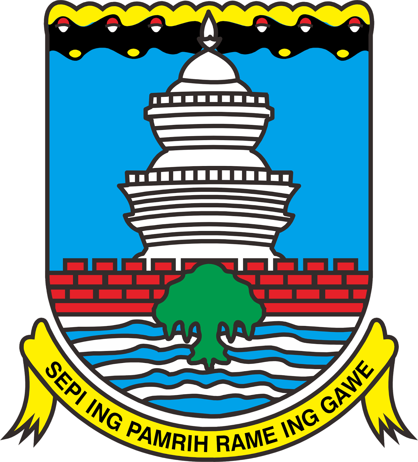 11 Kabupaten Serang