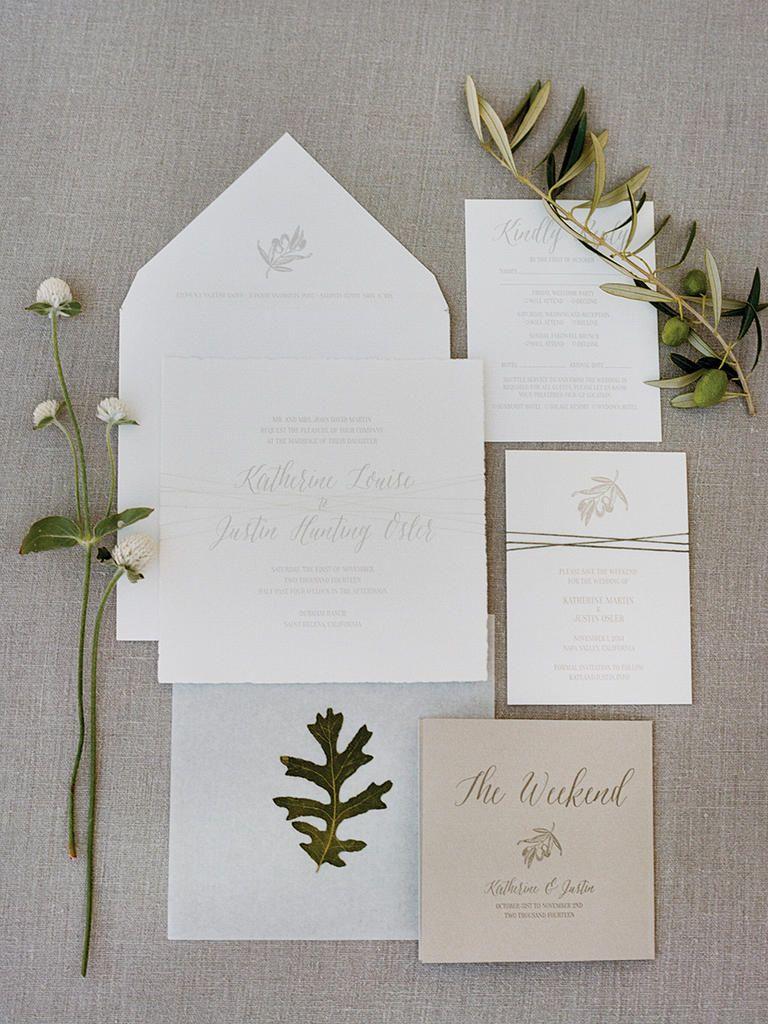 15 Rustic Wedding Invitation Ideas | Diy rustic weddings, Weddings ...