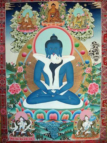 Mahavairocana tantra sexual health