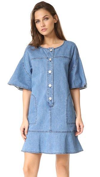 ed2bfeb314 SEE BY CHLOÉ .  seebychloé  cloth  dress  top  shirt  sweater  skirt   beachwear  activewear
