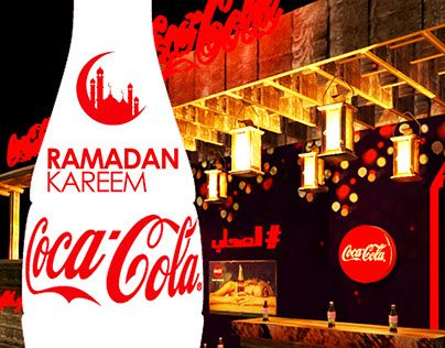 "Check out new work on my @Behance portfolio: ""Coca Cola Ramadan Campaign"" http://be.net/gallery/40459855/Coca-Cola-Ramadan-Campaign"
