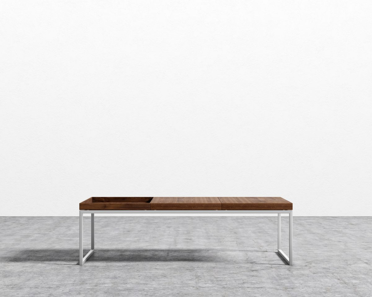 Sienna coffee table rove concepts sandro midcentury furniture in