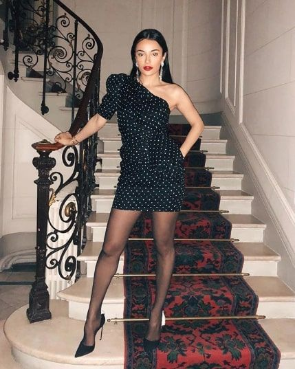 Found: The Best New Year's Eve Outfits With Tights