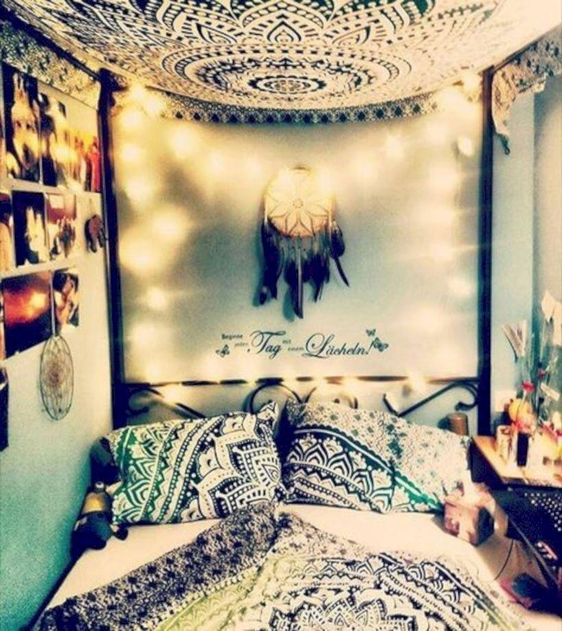 63 Cozy Bohemian Teenage Girls Bedroom Ideas | marissa ...