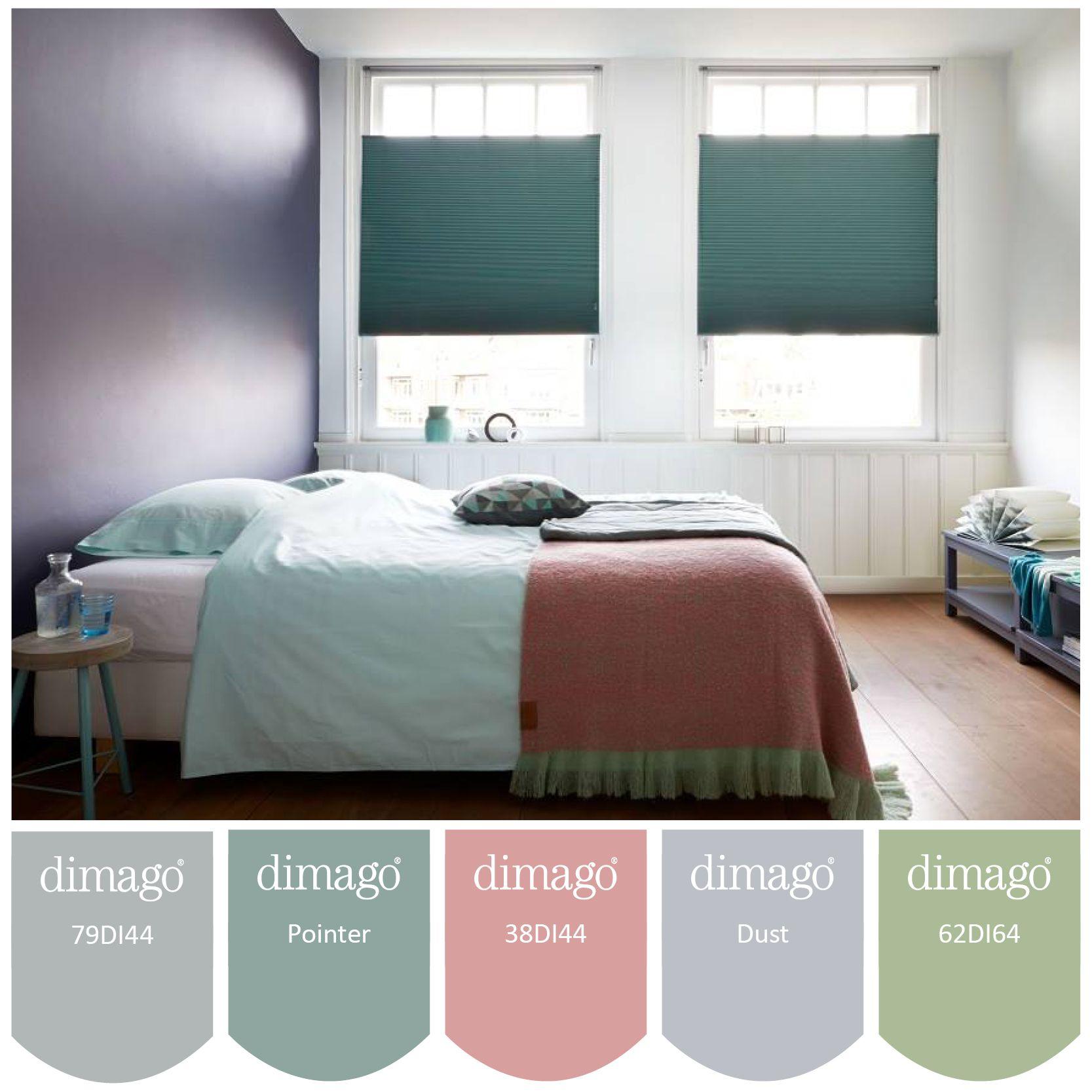 Kies bij het restylen van je slaapkamer voor dimago® raamdecoratie ...