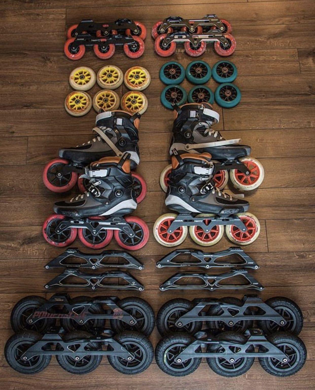 Considering Upgrade 2 Inline Skating Rollerblading Roller