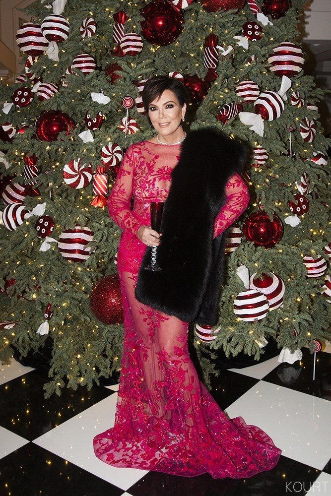Kris Jenner Christmas 2019 Kardashian/Jenner Christmas Eve Party 2016 | Kardashian's in 2019