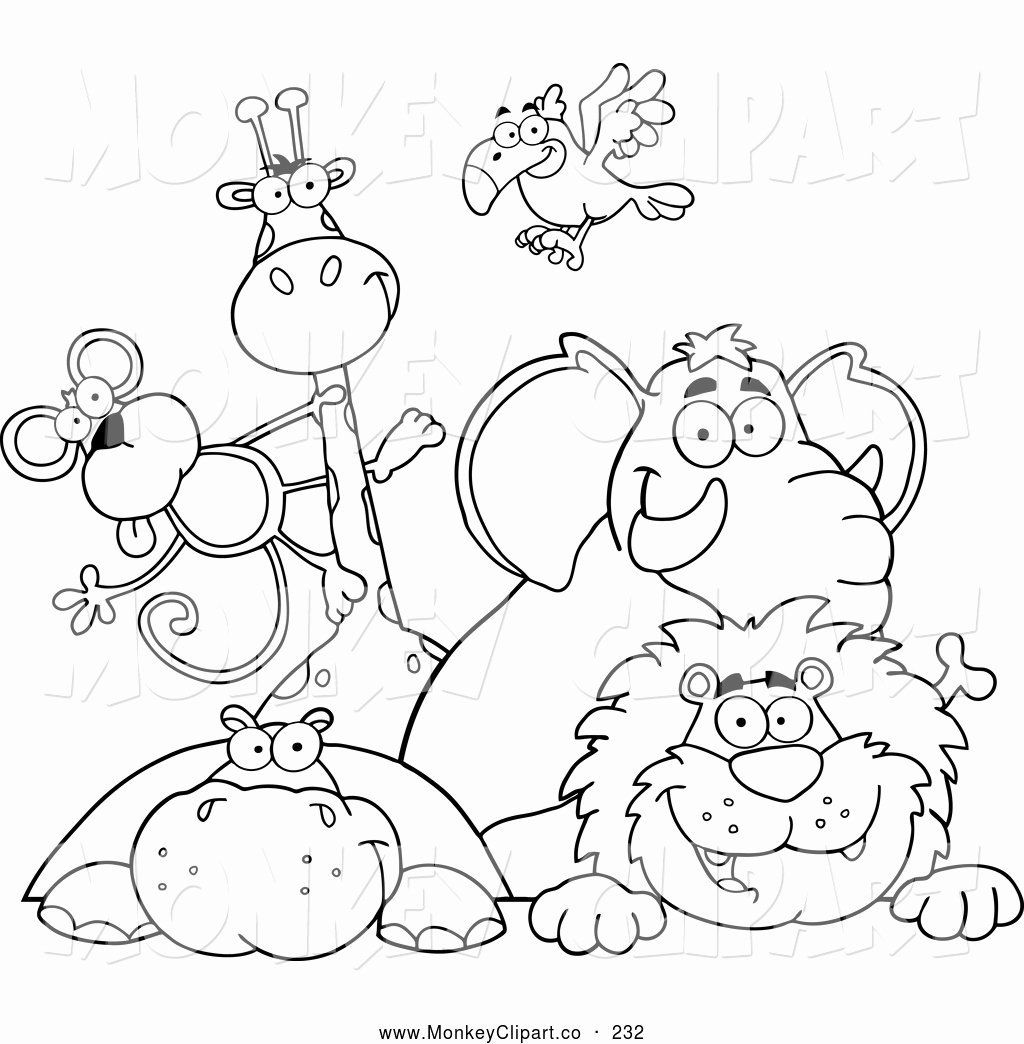 Zoo Animals Coloring Book Pdf New Coloring Ideas Impressiveoring Pages Zoo Animals Zoo Animal Coloring Pages Zoo Coloring Pages Animal Coloring Books