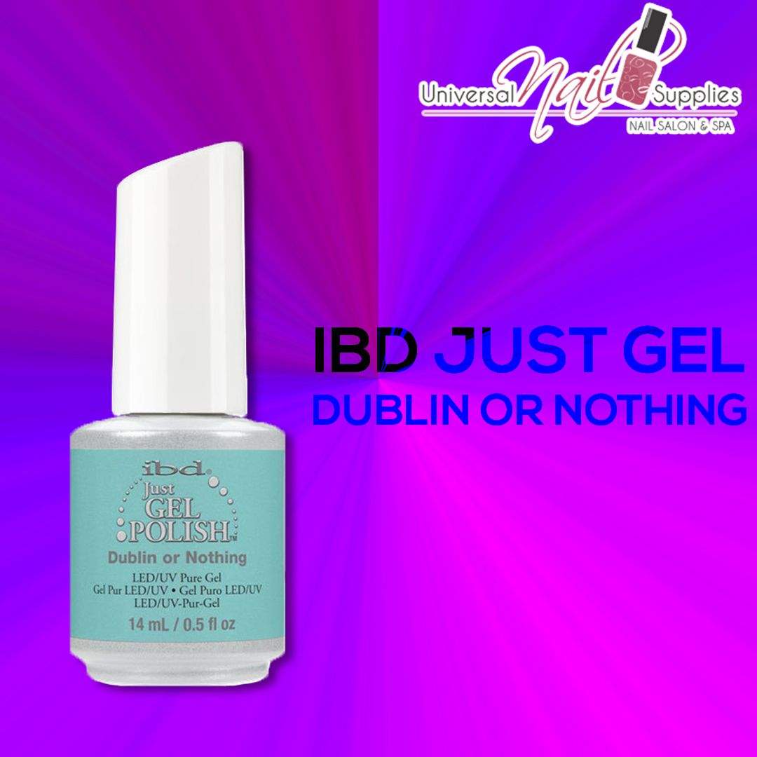 Home ibd just gel polish ibd just gel polish abracadabra - Ibd Just Gel Dublin Or Nothing 66584 Gel Nail Polishnail