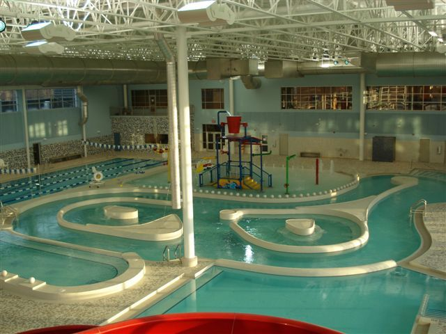 Unique swimming pools designs bill robertson pool for Pool design services