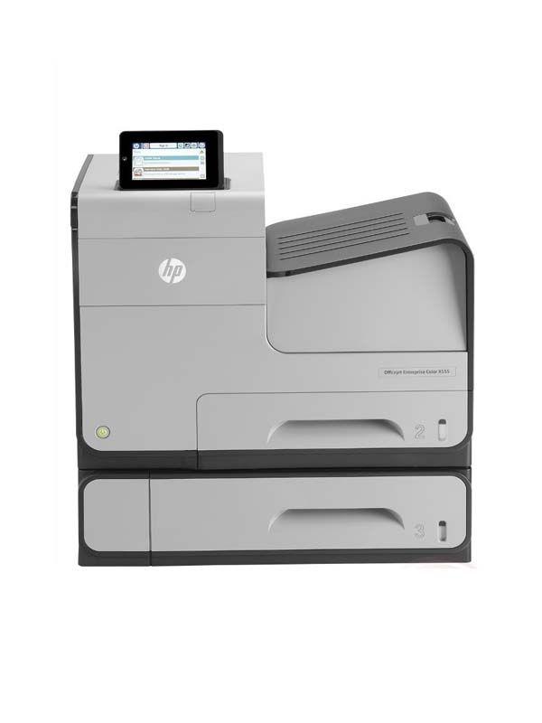 HP Officejet Enterprise Color X555dn 120000 Function Print only