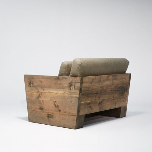 Ranch Club Chair By Marmol Radziner Materials Solid