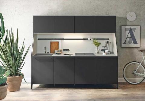 Eine küche in drei preisklassen planen teuersteherstellergeplantraumschöner wohnentippsküchenschrankküchenanrichtenminimalistische küchen