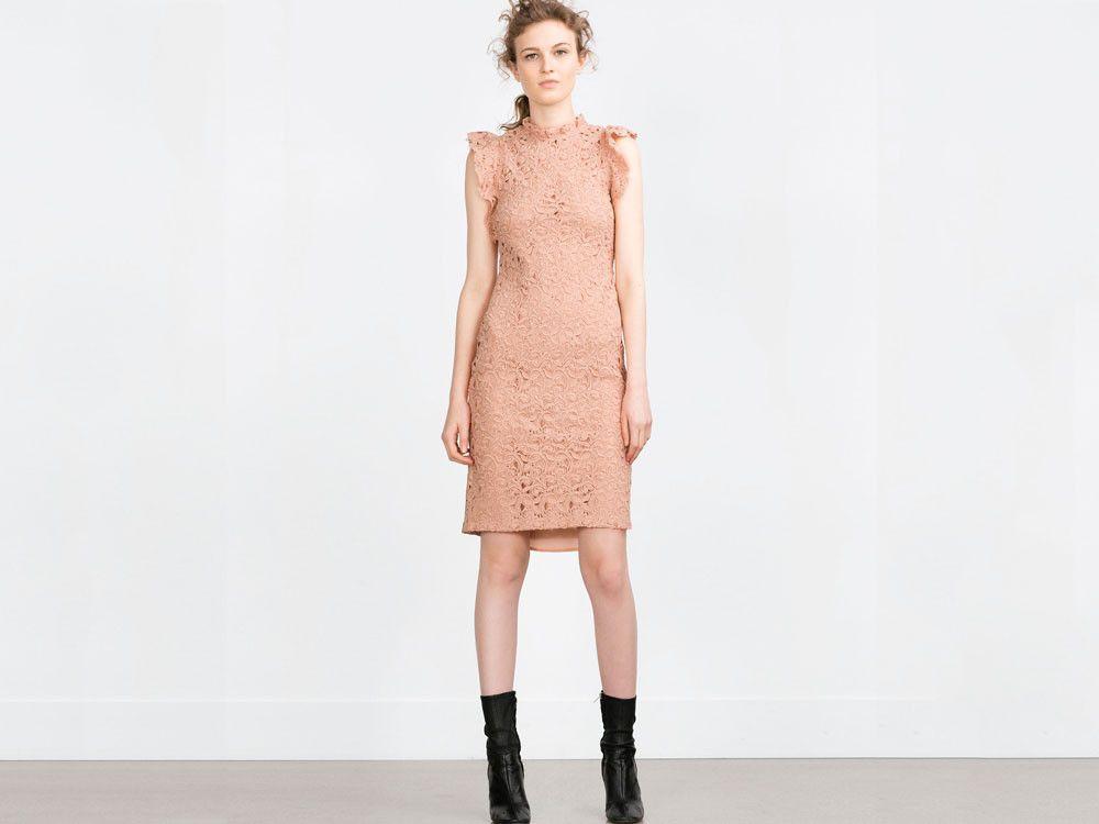 Zara Abbigliamento primavera estate 2016  Foto c2e5c654c79