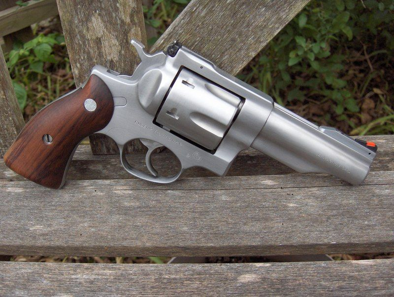 Ruger Redhawk 41 Magnumloading That Magazine Is A Pain