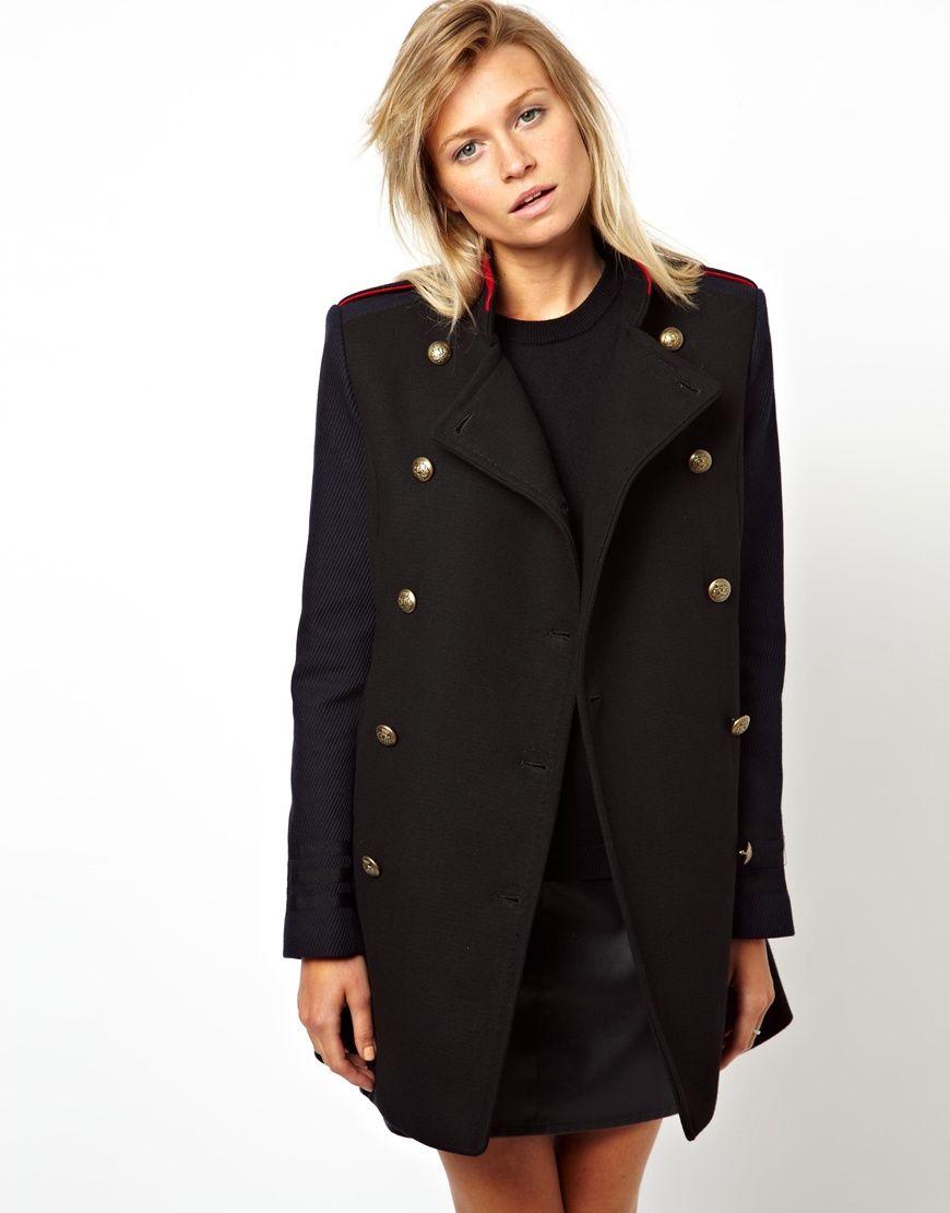 Модные Укороченные Пальто Женские [50 фото] — С чем носить ...