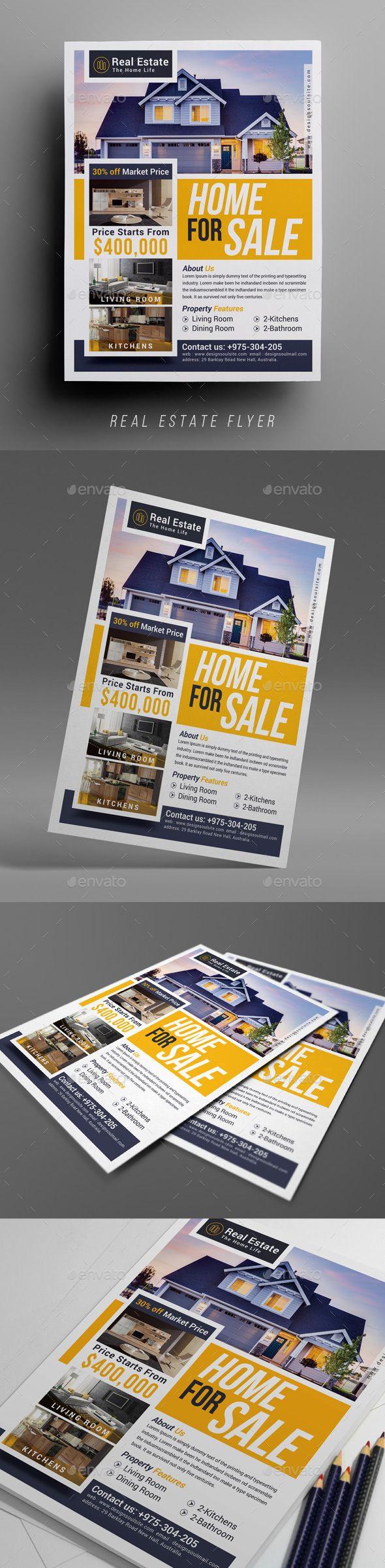 Real Estate Flyer Real Estate Flyers Flyer Real Estate Flyer Template