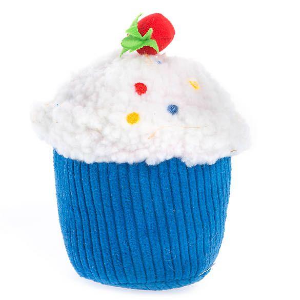 Top PawR Birthday Cupcake Dog Toy