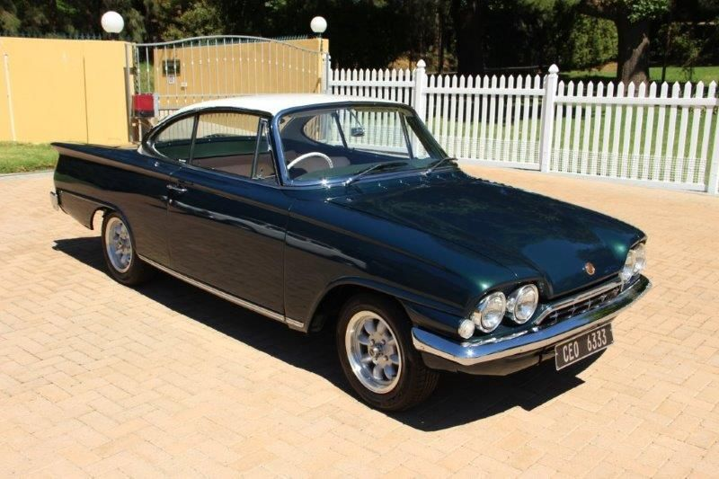 Ford Consul Capri In Cape Town South Africa Classic Cars British Cars Car Restoration