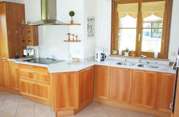 Plan de travail cuisine en pierre reconstituée, Silestone Blanco