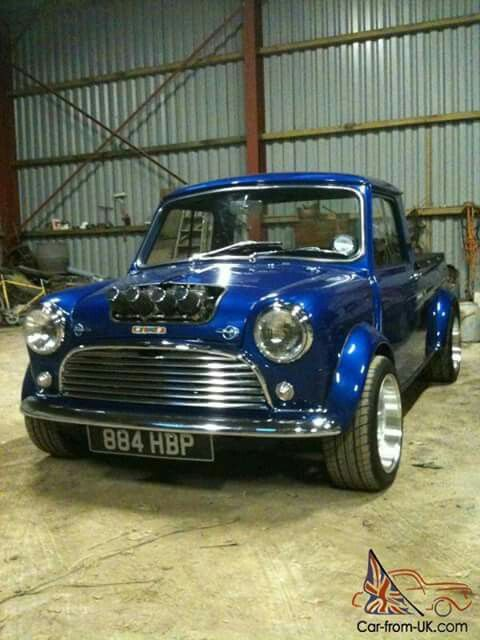 Pin By Mike Satterfield On The Mini Mini Cooper Classic Mini
