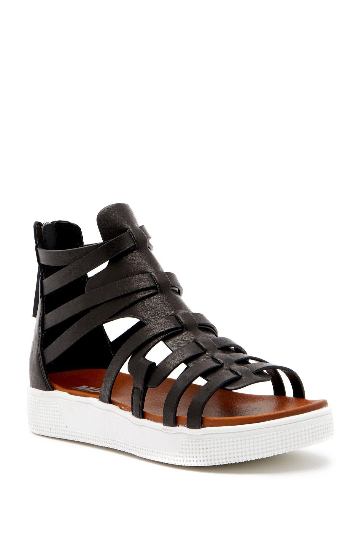 MIA | Elsie Platform Sandal | Platform shoes, Flat platform