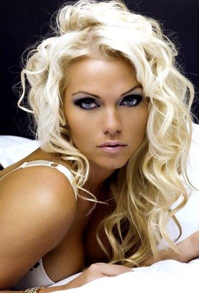 Hot big boobs blonde