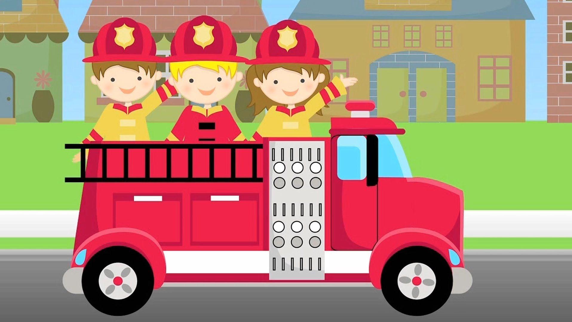 Abc Firetruck Song For Children