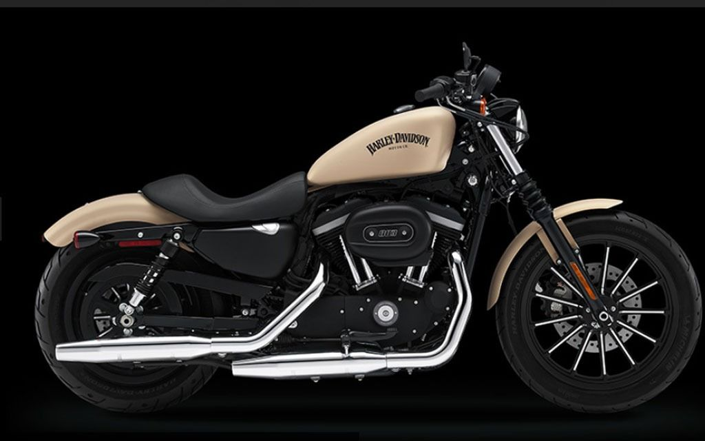 Made In America News Cycle Canada Harley Davidson Iron 883 Harley Davidson Sportster Harley Davidson Bikes