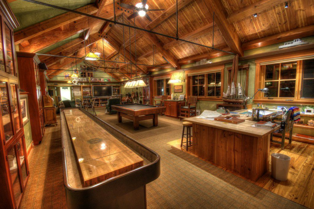 Unfinished Basement Man Cave Mancaveslashlivingroom Rustic Man Cave Man Cave Home Bar Building A Home Bar